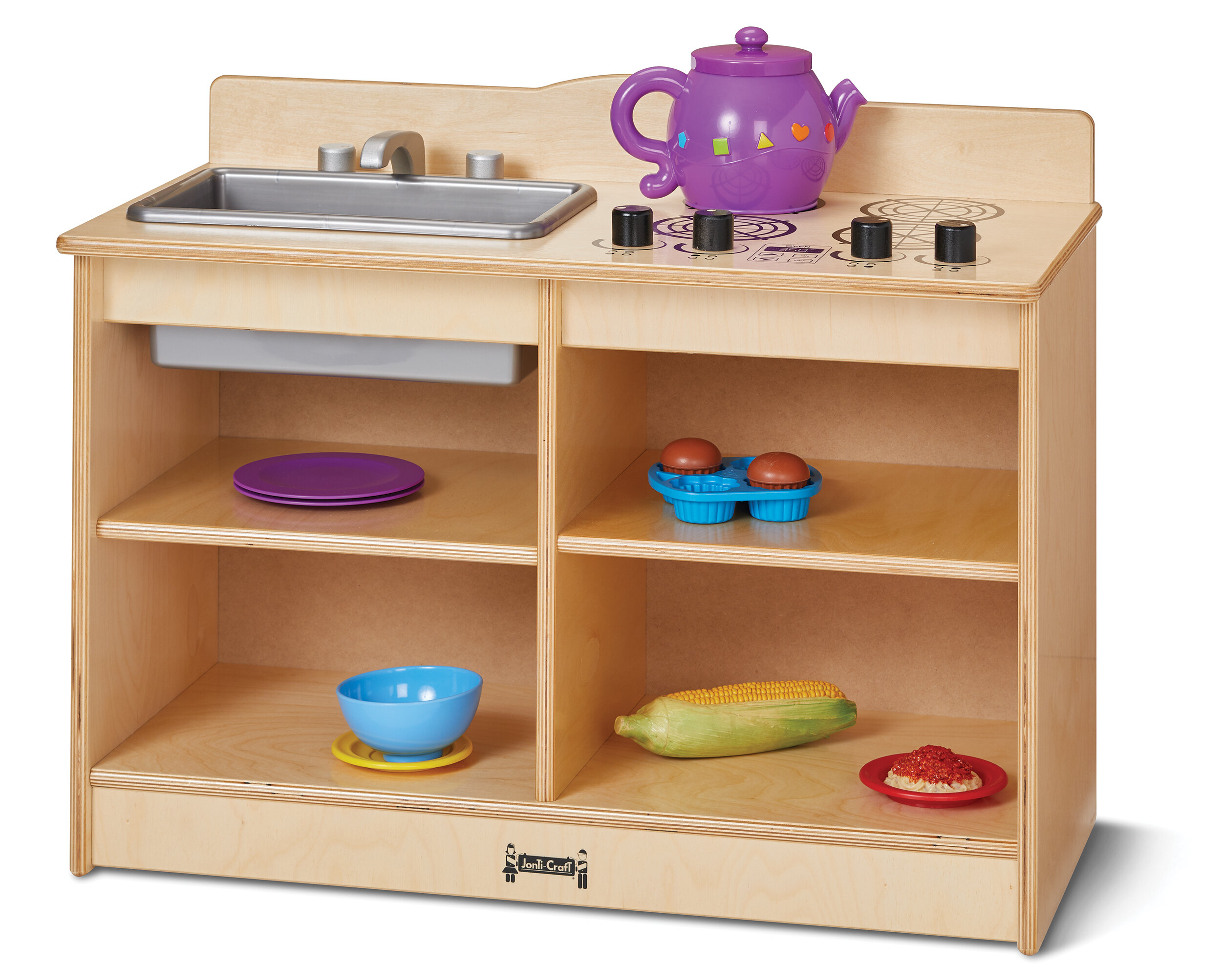 Jonti Craft Toddler Kitchen Set Wayfair
