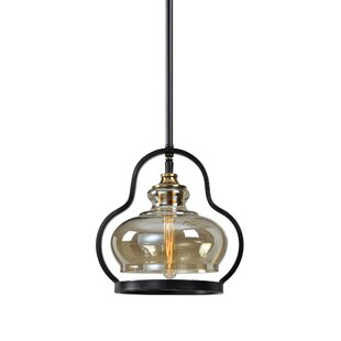 Affordable Arianna 1-Light Geometric Pendant By 17 Stories