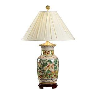 Birds' Paradise 30 Table Lamp