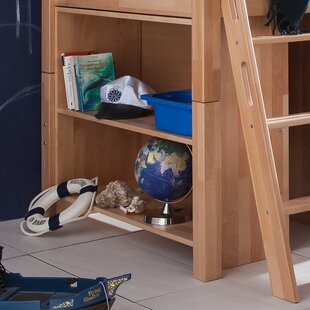 Tess 74cm Bookcase By Harriet Bee