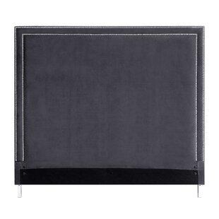 Orren Ellis Dahms Upholstered Panel Headboard