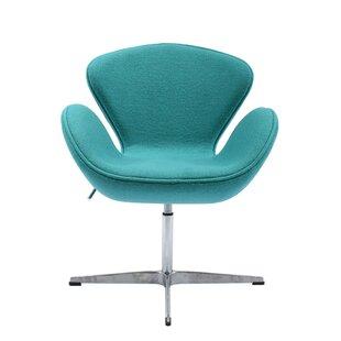 Orren Ellis Torney Swivel Lounge Chair