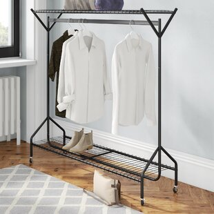 150cm Wide Clothes Rack By Symple Stuff