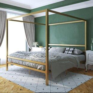 Williston Canopy Bed Wayfair