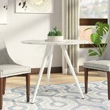 Julien Artificial Marble Dining Table by Langley Street®