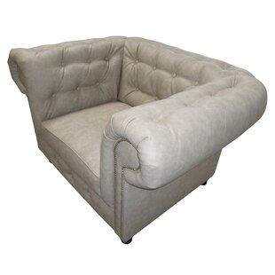 Alcott Hill Ellisville Chesterfield Chair