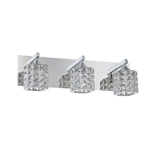 Rosdorf Park Hopkins 3-Light Vanity Light