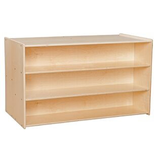 Where buy  Contender Double Sided Storage 14 Compartment Cubby with Trays By Wood Designs