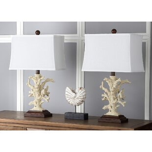 Great Price Coral 21 Table Lamp (Set of 2) By Safavieh