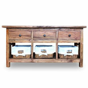 Sea Ranch Solid Reclaimed Wood Sideboard