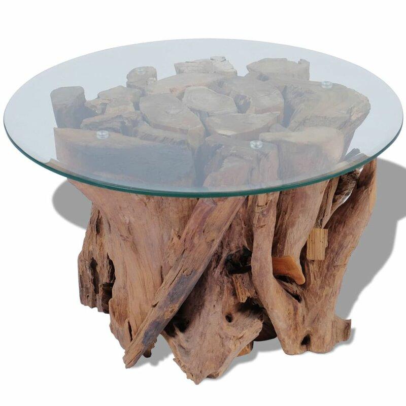 Orient Park Pedestal Coffee Table