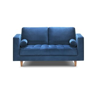 Buy luxury Letitia Loveseat by Mercer41 Reviews (2019) & Buyer's Guide