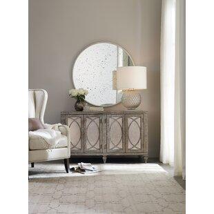 Hooker Furniture Rustic Gl..