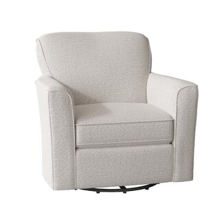 Kraft Swivel Armchair by B..