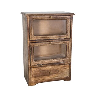 Birch 1 Drawer Combi Chest By Borough Wharf