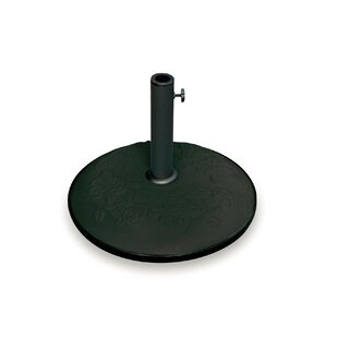 Cement Cast Iron Free Standing Umbrella Base By Galileo