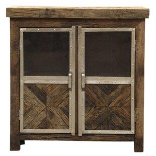 Rishel 2 Door Accent Cabinet by Loon Peak