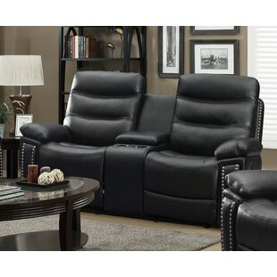 Great choice Courtland Reclining Loveseat by Winston Porter Reviews (2019) & Buyer's Guide