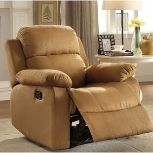 Forster Manual Gilder Recliner by Winston Porter
