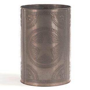 Irvin's Tinware Regular Star 4 Gallon Waste Basket