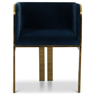 Kingpin Upholstered Dining Chair by ModShop Discount