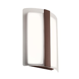 Ulani LED Outdoor Sconce By Sol 72 Outdoor