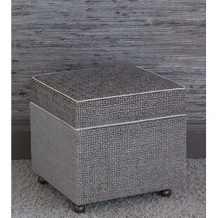 Amal Storage Ottoman by Easter..