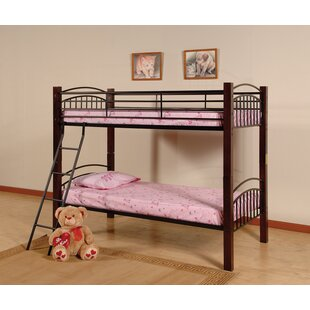 Twin over Twin Bunk Bed by Wildon Home�