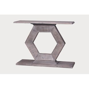 Peltier Console Table