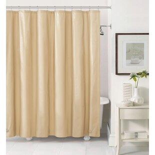 Read Reviews Merlyn Royal Bath Extra Heavy Peva Shower Curtain ByRed Barrel Studio