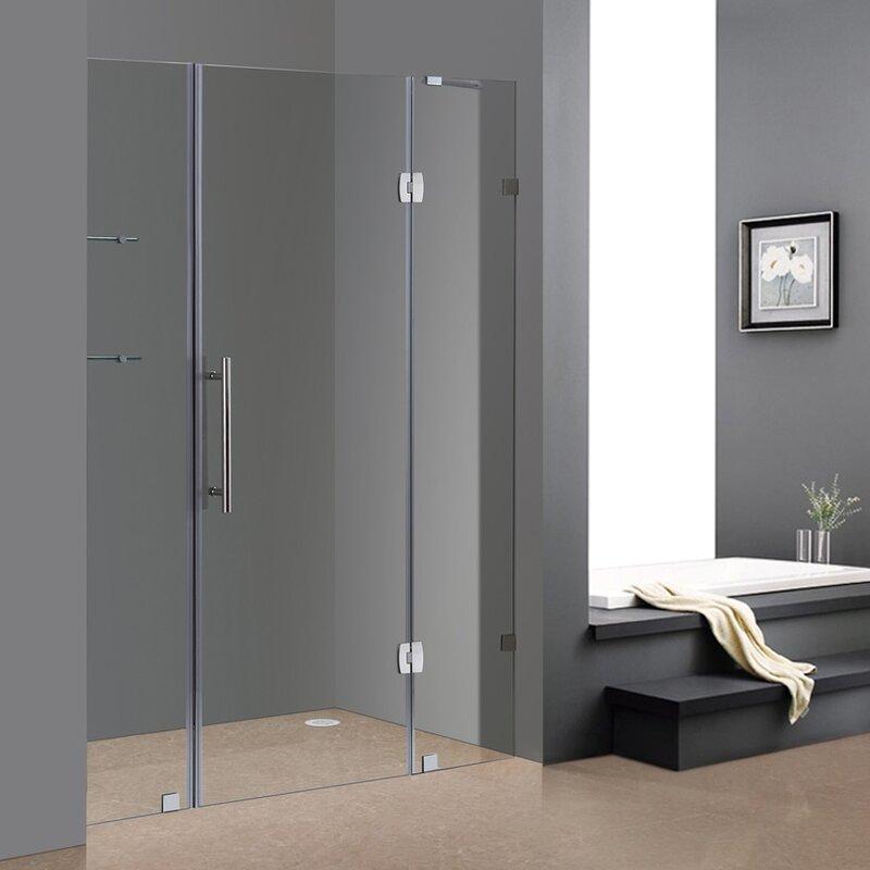 Framless Shower Door - Home is Best Place to Return