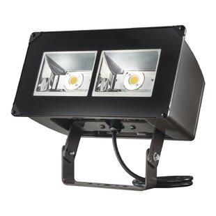 Night Falcon 179-Watt LED Outdoor Security Flood Light by Cooper Lighting LLC