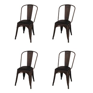 Bracamonte Dining Chair (Set of 4) by Wil..