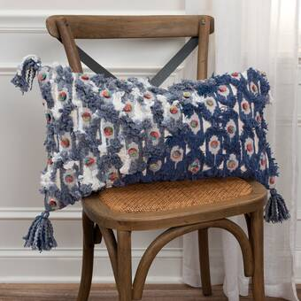 Ophelia Co Toeoma Cotton Pillow Cover Reviews Wayfair