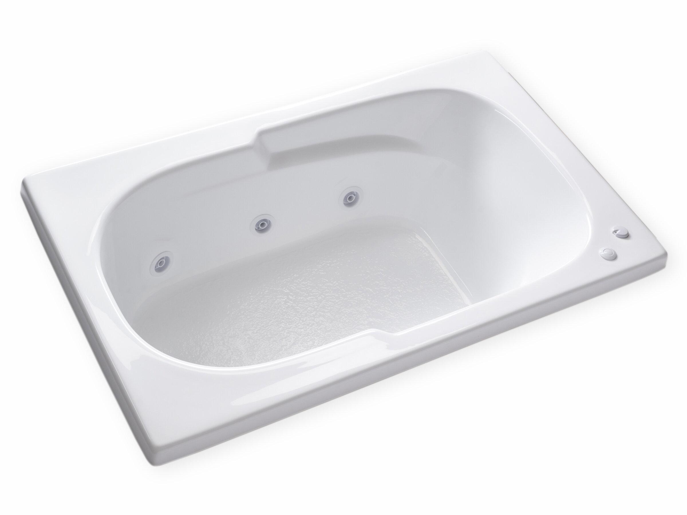 Carver Tubs Hygienic Aqua Massage 60\