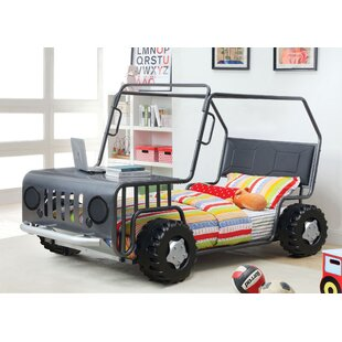 Off Road Twin Car Bed by Hokku Designs