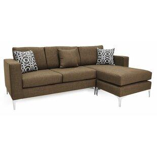 Yaretzi Reversible Corner Sofa By Zipcode Design
