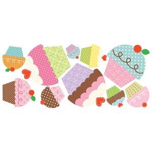 Studio Designs Happi Cupcake Giant Wall Decal