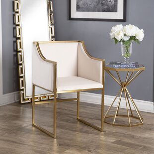 Lulie Upholstered Dining Chair Everly Quinn