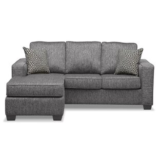 Matney Reversible Sleeper Sectional by Latitude Run