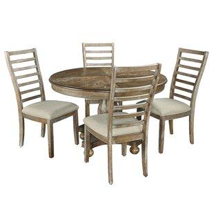 Bray 5 Piece Dining Set