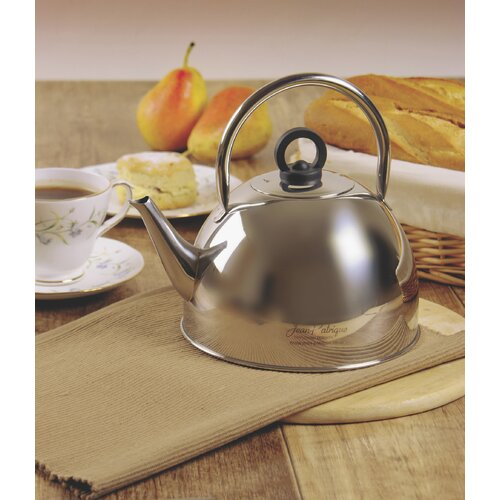 Classic 1.6L Stainless Steel Whistling Stovetop Kettle Jean