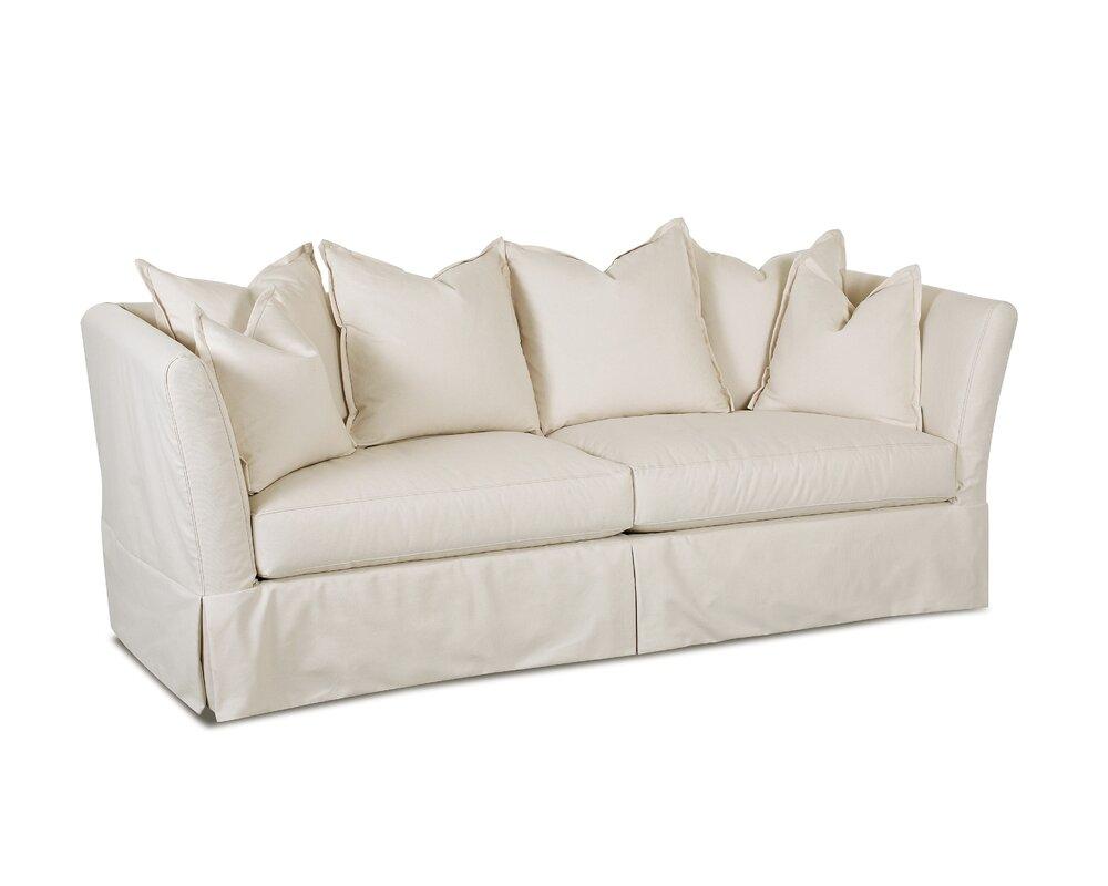 Klaussner Furniture Elizabeth Sofa & Reviews | Wayfair