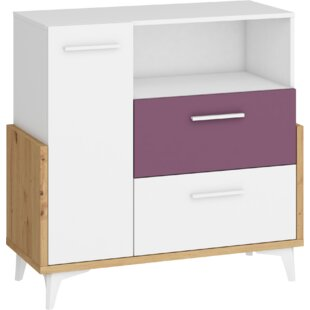 Phung 2 Drawers Combi Chest By 17 Stories