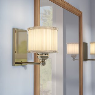 Nashville 1-Light Bath Sconce by Andover Mills