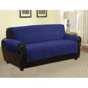 Pet Protector Box Cushion Sofa Slipcover