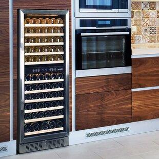 116 Bottle Dual Zone Convertible Wine Cellar