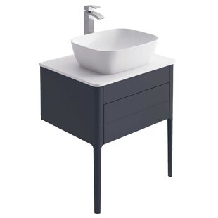 Doyon 65cm Free-Standing Vanity Unit Base By Ebern Designs