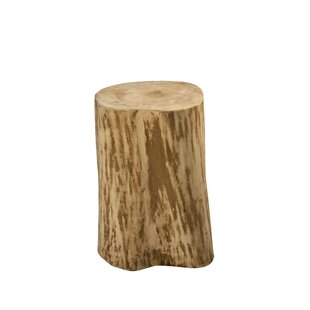 Union Rustic Lochhead Natural Tree Stump ..