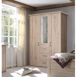 Chi 3 Door Wardrobe By Marlow Home Co.
